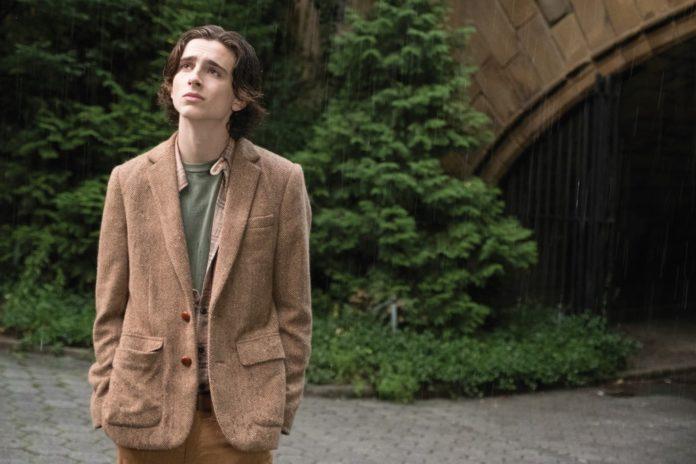Día de lluvia en Nueva York - Director Woody Allen