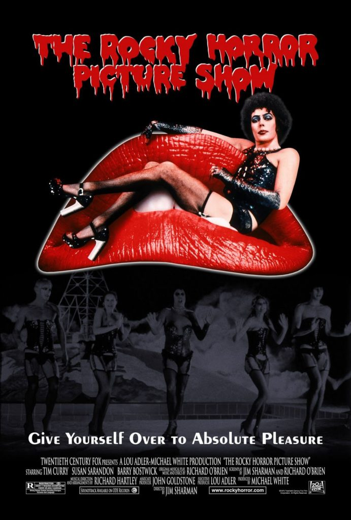 Cartel de The Rocky Horror Picture Show, Cibeles de Cine