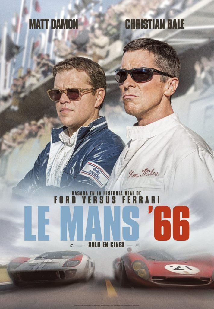 Le Mans '66 Póster