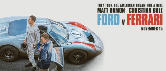 Le Mans 66 Ferrari v. Ford
