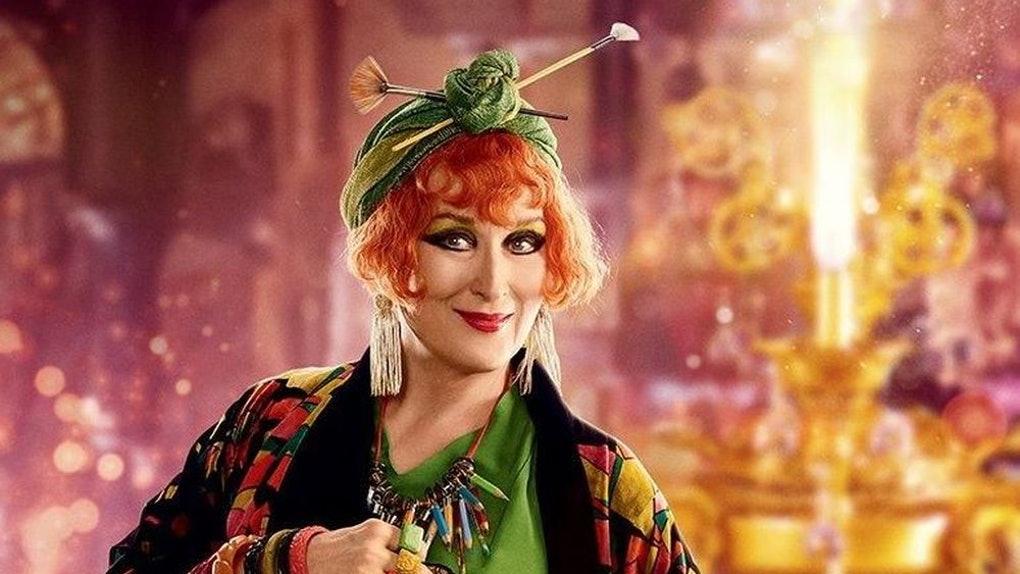 El regreso de Mary Poppins, Topsy