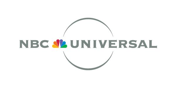 Logo de NBCUniversal, con su pavo real, Peacock en inglés.