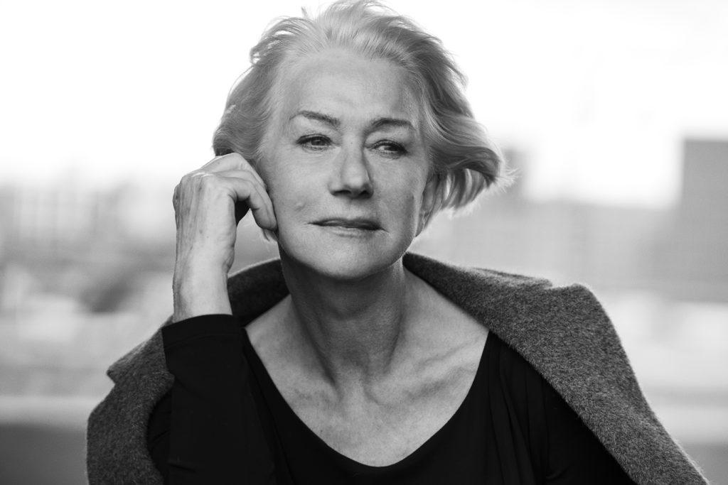 Hellen Mirren, por Lindbergh