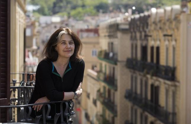 Rosa Ribas, autora de Un asunto demasiado familiar