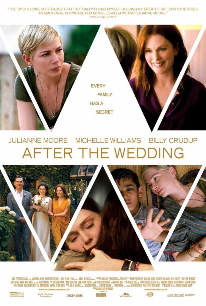 Cartel de After the Wedding