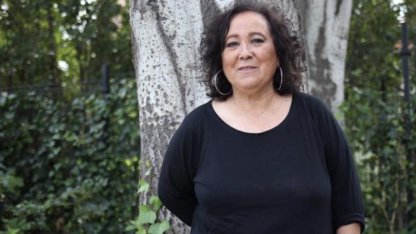 Inés Plana, autora de Morir no es lo que más duele y Antes mueren los que no aman