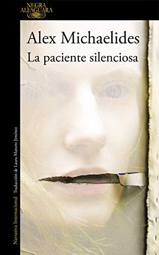 La paciente silenciosa de Alex Michaelides, libro recomendado para Halloween