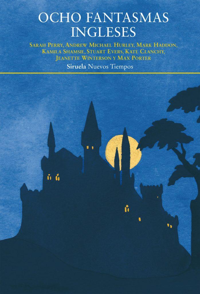 Ocho fantasmas ingleses nos da extraordinarias historias como lectura en Halloween