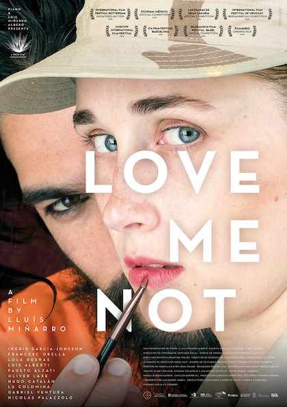Cartel de Love Me Not