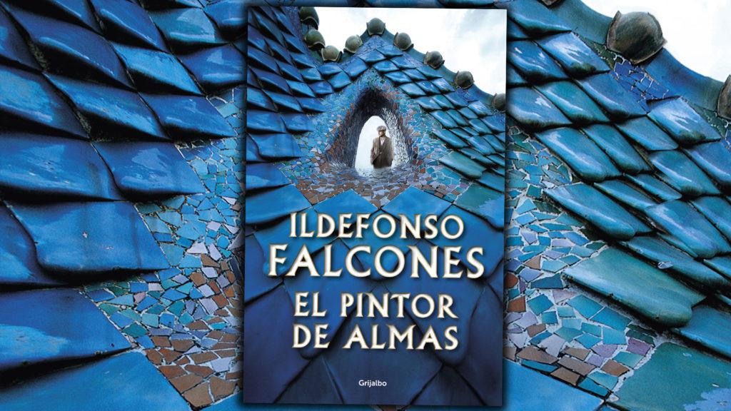 Portada de El pintor de almas de Ildefonso Falcones