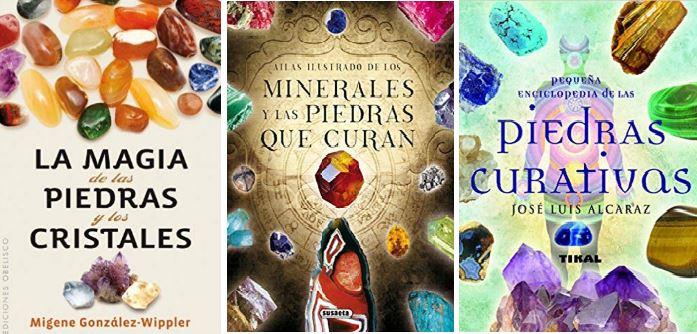 Libros de piedras naturales