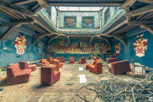 Lugares Abandonados Discoteca Ozgur Dengiz