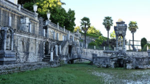 Lugares abandonados Parque do Pasatempo