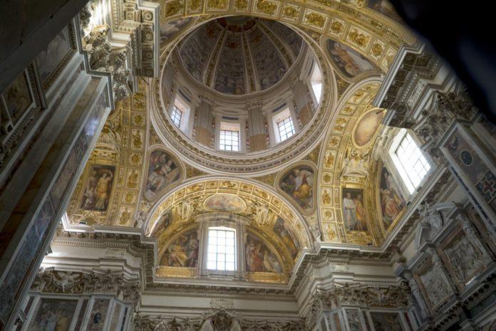 Michelangelo Infinito Basilica_di_St_Maria_Maggiore