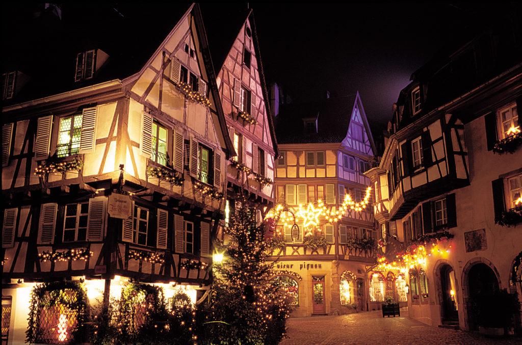 Colmar, en Navidad