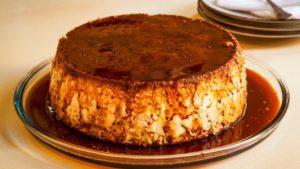 Pudding castizo