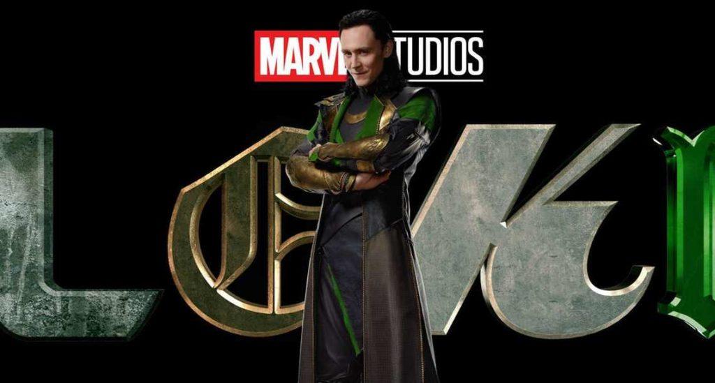 Tom Hiddleston as Loki MCU