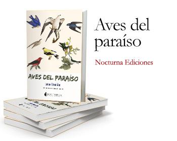Portada de Aves del paraíso de Luisa Etxenike