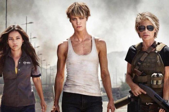 Estrenos del 31 de octubre de 2019, Terminator : Destino Oscuro