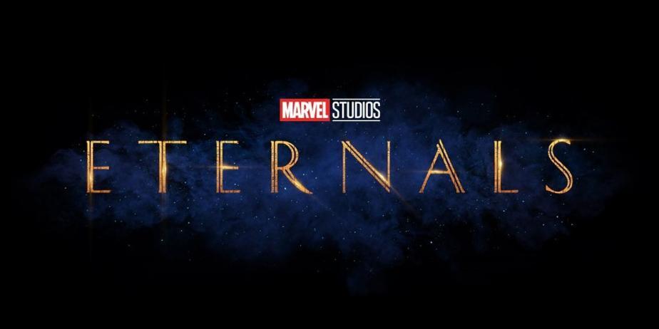eternos logo pelicula 2020