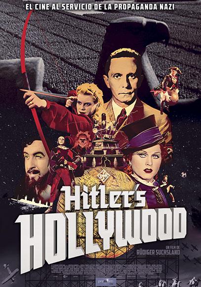 Cartel de Hitler's Hollywood