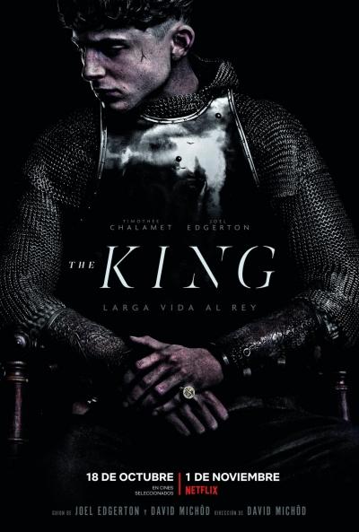 Cartel de The King