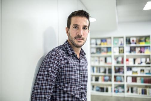 Alex Michaelides es el autor de La paciente silenciosa