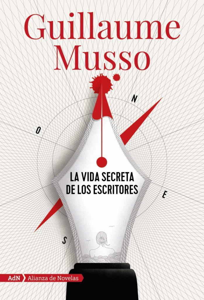 Portada de La vida secreta de los escritores de Guillaume Musso