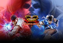 Capcom anuncia Street Fighter V Champion Edition