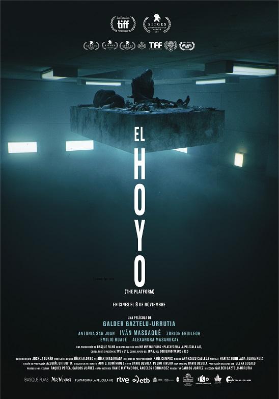 Cartel de El Hoyo