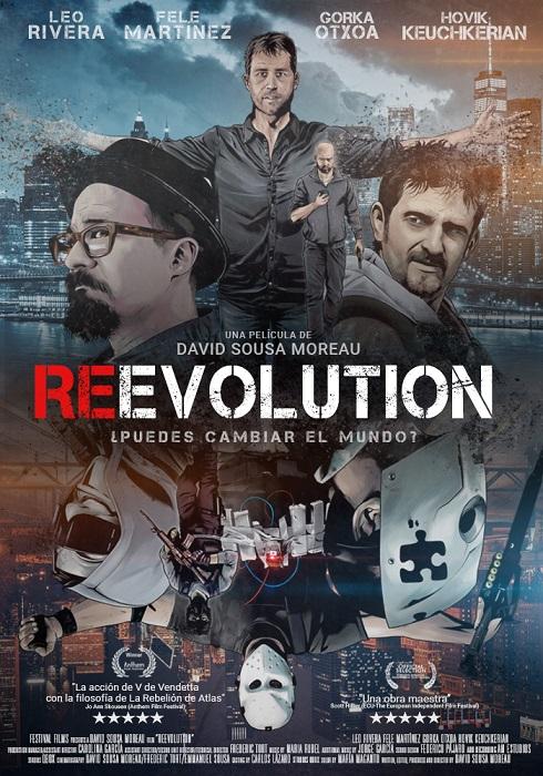 Cartel de Reevolution