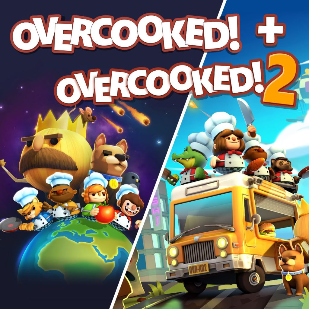 El pack de Overcooked! y Overcooked! 2 ya está disponible en PS4 y Nintendo Switch.