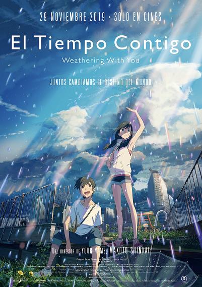 Poster El Tiempo Contigo