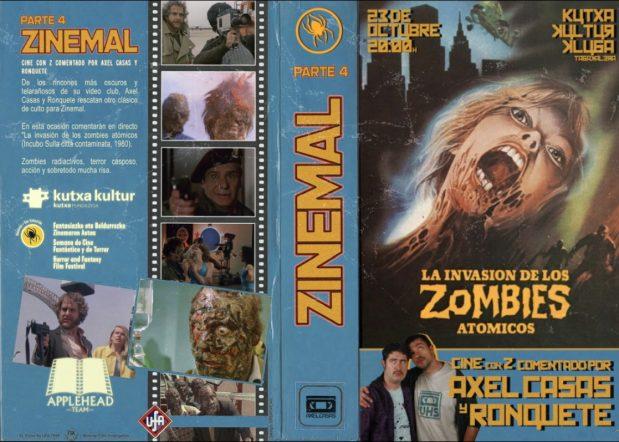 Zinemal, La invasión de los zombies atómicos