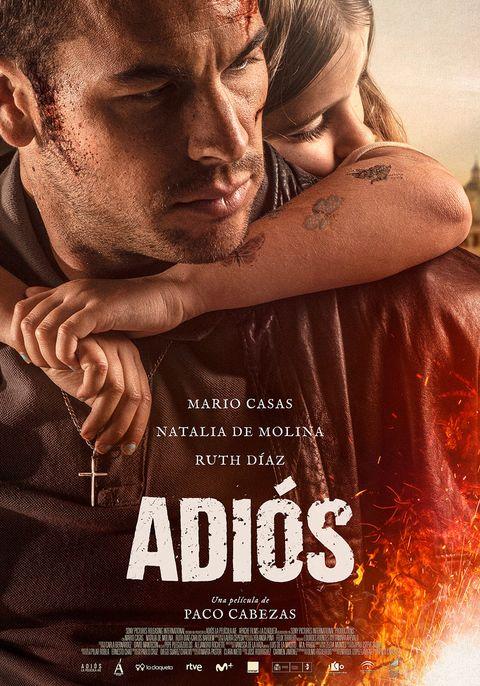 Cartel de Adiós, estrenos del 22 de noviembre
