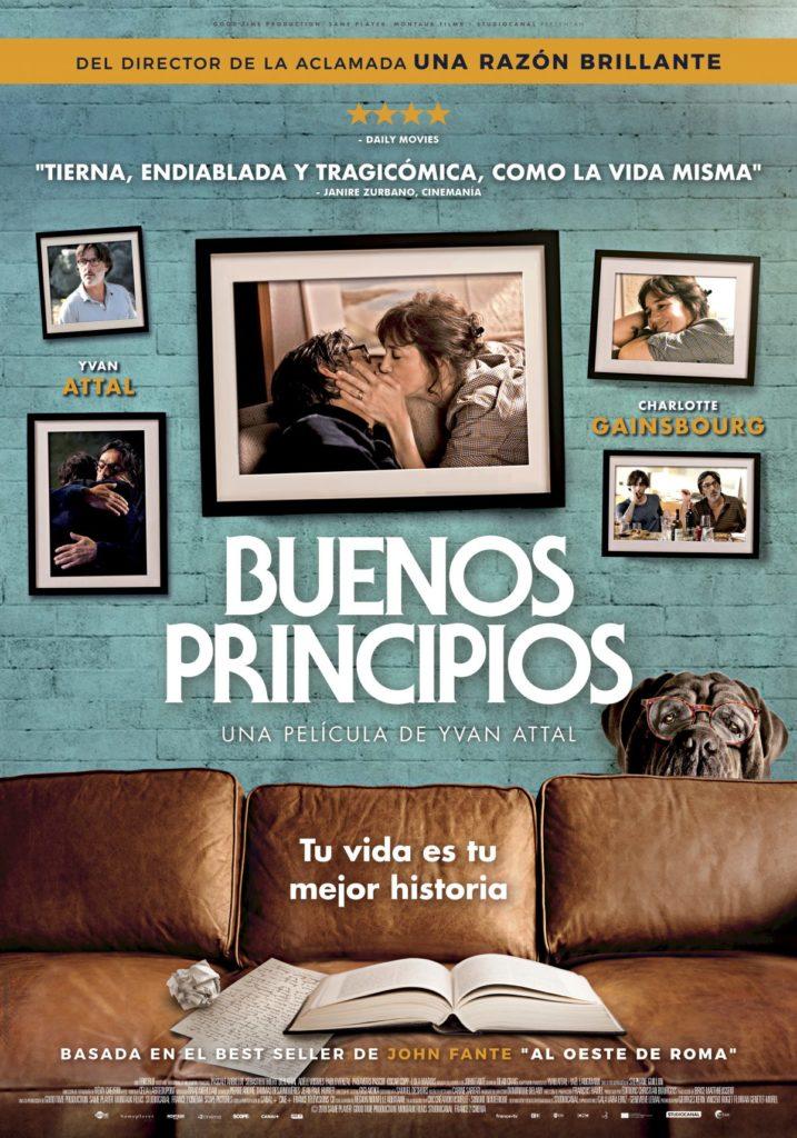 Cartel de Buenos principios, estrenos del 15 de noviembre