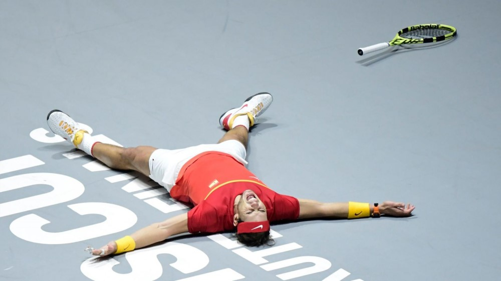 Davis Cup Nadal
