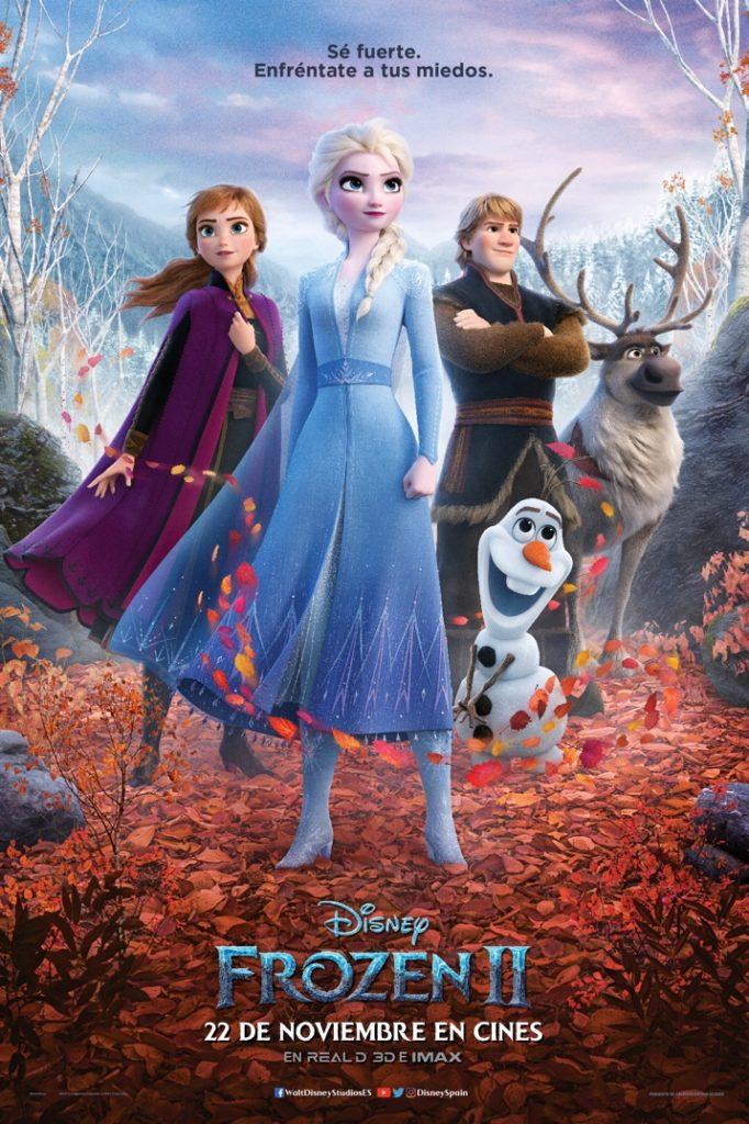 Cartel de Frozen II
