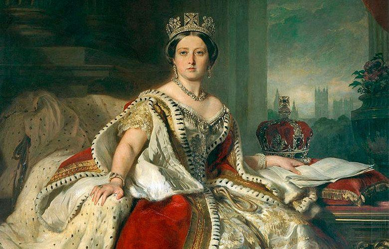 La reina Victoria, un personaje muy recurrente en El paraíso de las mil islas de Elena Clarke