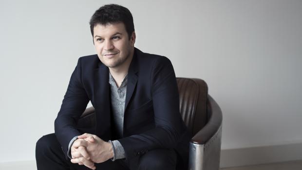 Guillaume Musso, autor de La vida secreta de los escritores