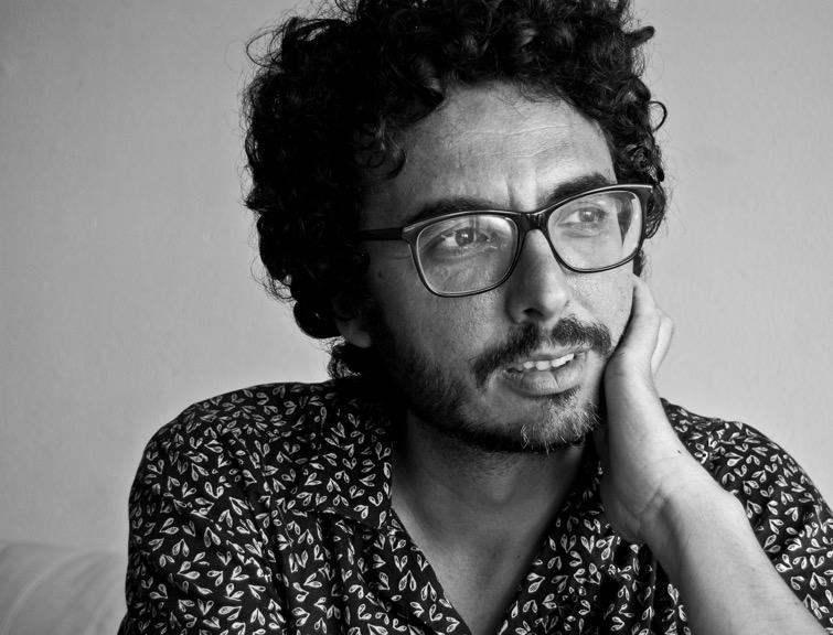 """Ignacio Moreno, autor de """" Las ratas de Böölunjgen"""""""