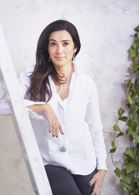 Cristina López Barrio, autora de Rómpete, corazón