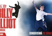 Billy Elliot, musicales en Navidad