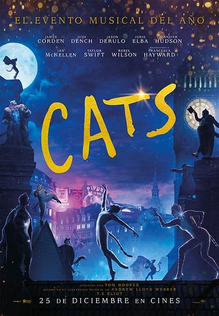 Cartel de Cats