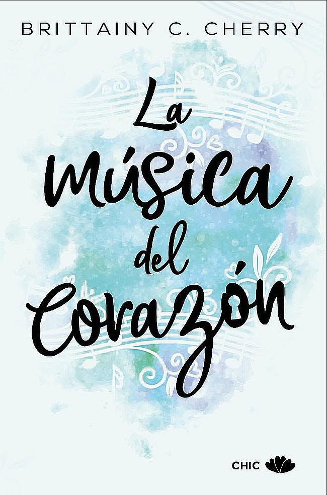 Portada de La música del corazón