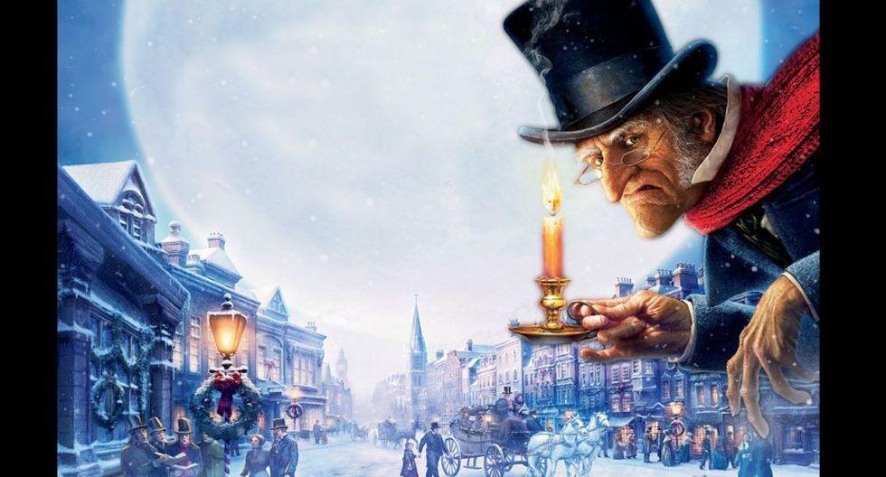 Canción de navidad, uno de los Cuentos de Navidad también tuvo su adaptación cinematográfica