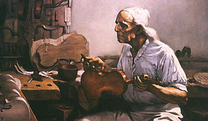 """M. Gema Marín nos explica que la figura de Antonio Stradivarius es muy significativa en """"La espía"""""""
