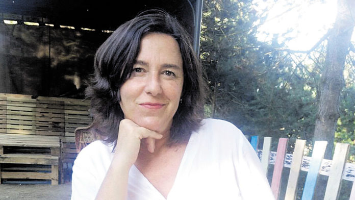 Cristina Flantains, La quilma del sembrador (y la clemencia de Maldoror)