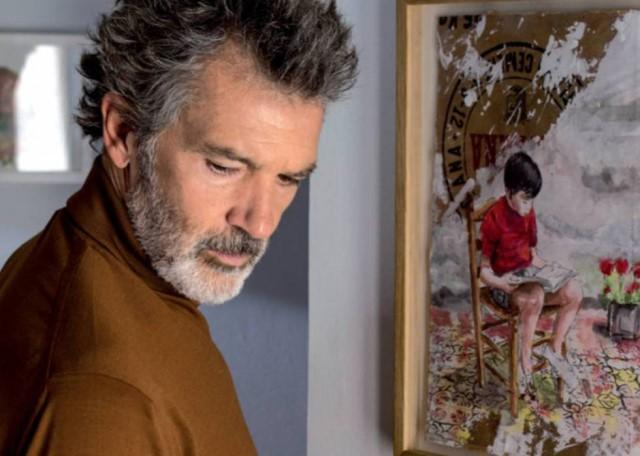 Antonio Banderas en Dolor y Gloria