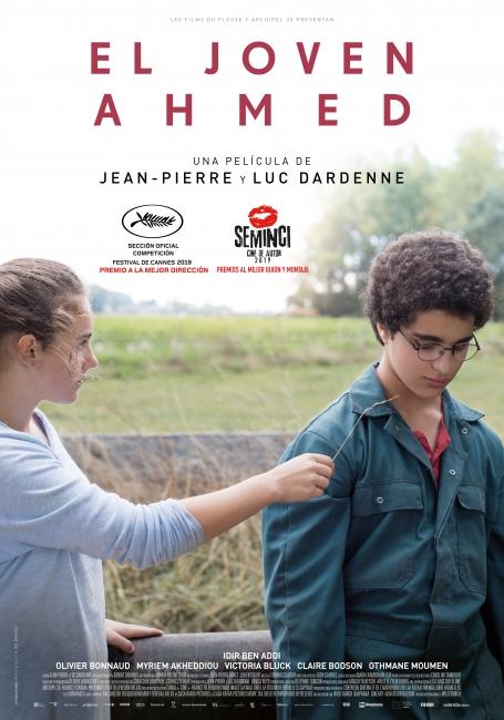 Cartel de El joven Ahmed